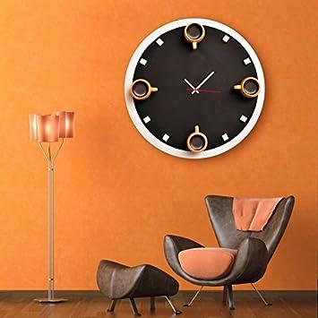 Einzel Wanduhr rahmenlos Malerei moderne Wohnzimmer Speise ...