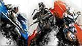 Prague Courtney Metal Gear Solid V The Phantom Pain Game24'X36' Inch