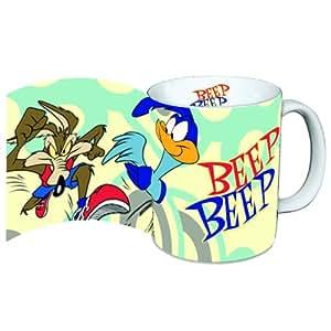 Taza - Looney Tunes Taz 330ml