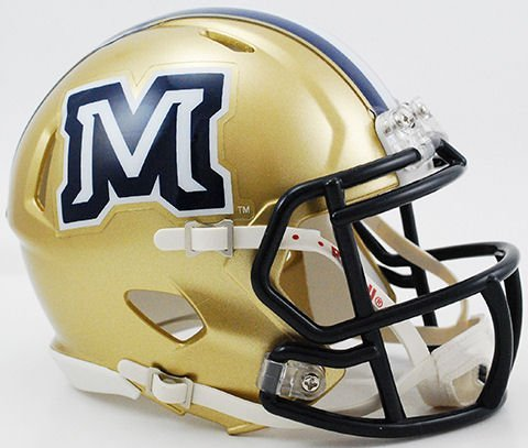 NCAA Montana State Bobcats Speed Mini Helmet (Montana Football)