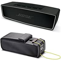 Bose SoundLink Mini Bluetooth Speaker II - Carbon and Travel Bag