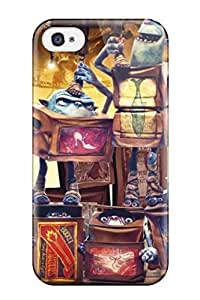 Premium Iphone 4/4s Case - Protective Skin - High Quality For The Boxtrolls