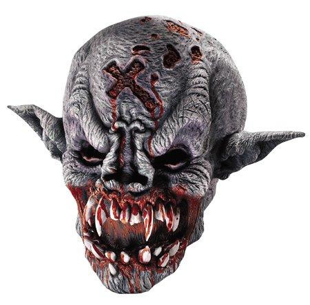 Rubie's Costume Co Vampire Demon Latex Mask Costume