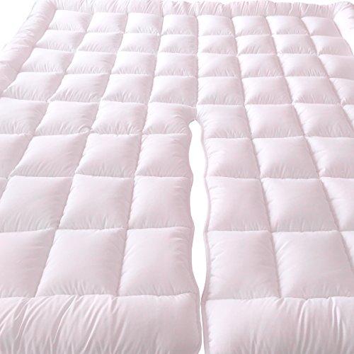 split mattress pad - 4