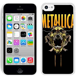 Metallica Artwork (2) Durable High Quality iPhone 5C Phone Case