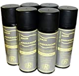 6 My Secret Hair Enhancer Spray 5 Oz. Ultra Silver White with FREE $5.00 Travel Shampoo by My Secret