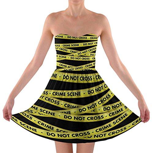 Queen of Cases - Vestido - Sin mangas - para mujer