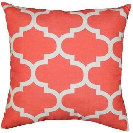 Amazon Mainstays Fretwork 40 X 40 Decorative Pillow Cell Stunning Fretwork Decorative Pillow