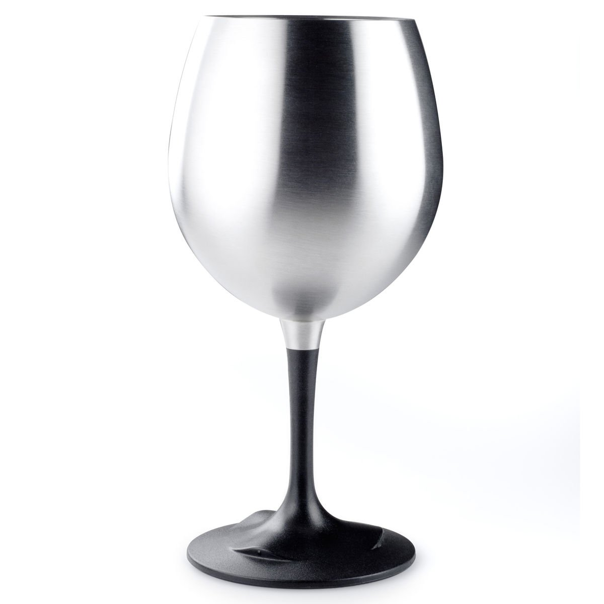 GSI Outdoors Glacier Stainless Steel Nesting Red Wine Glass; 63310F