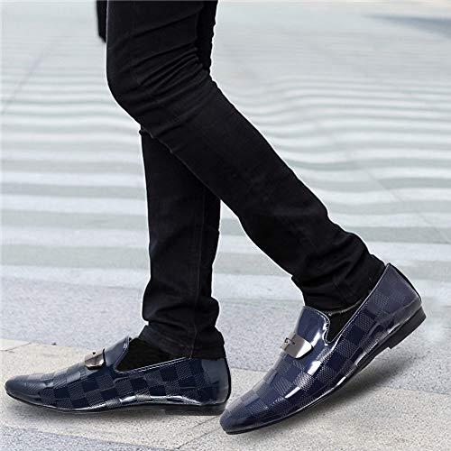 Uomo Uomo Xelay Blue Stivali Stivali Blue Stivali Stivali Xelay Blue Uomo Xelay Xelay dq6xXz