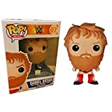 Funko Pop! WWE #07 Daniel Bryan Hot Topic Exclusive (Red Ring Gear)