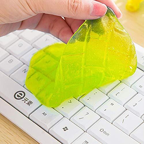 HATCHMATIC Slimy Gel Cyber Keyboard Dust Clean Mud Cleaner M