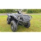 Yamaha Grizzly Kodiak 700 (2016) Quad Front ATV Bison Bumper Brush Guard Hunter