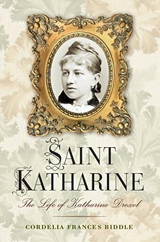 book cover of Saint Katharine