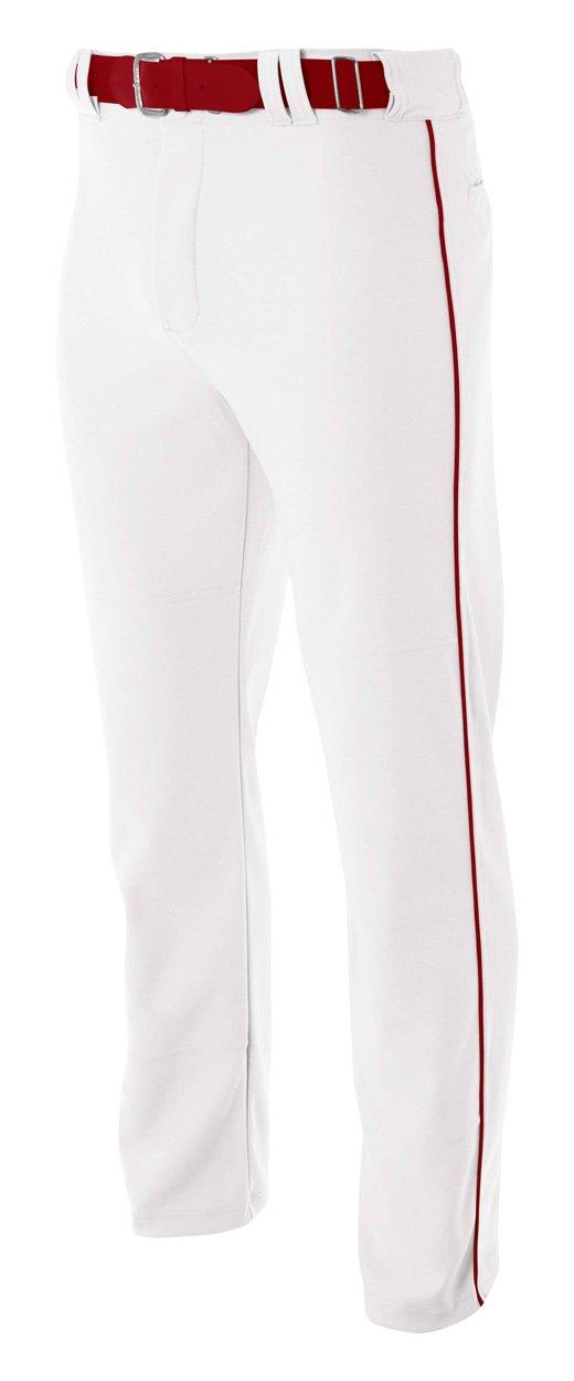 A4 Boys Pro-Style Open Bottom Baseball Pant NB6162