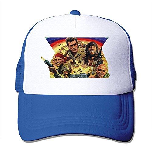 Popular Kelly's Heroes War Comedy Film Clint Eastwood Snapbacks