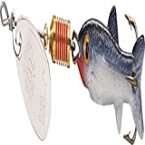Mepps Comet Mino Ultra Lite Fishing Lure, 1/18-Ounce, Silver