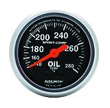 Auto Meter 3341 Oil Temperature Gauge