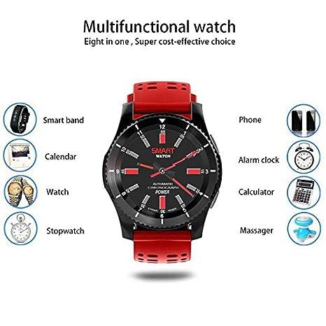 Revwtommy Inteligente de Smart Watch Reloj Pulsómetro Reloj ...