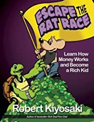 "This full-color graphic novel poses the question: ""Go to school, get good grades, get a good job and invest in a 401(k)?"" Not today!That's an outdated formula for success that hasn't adapted to the Information Age. Escape the Rat Race..."