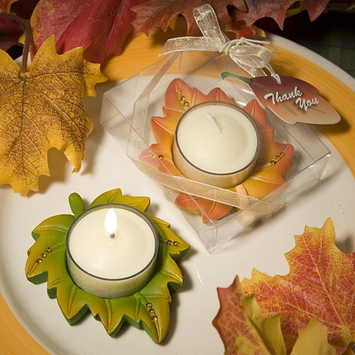 Autumn Themed Candle Favor, 1 - Fall Themed Candle Shopping Results
