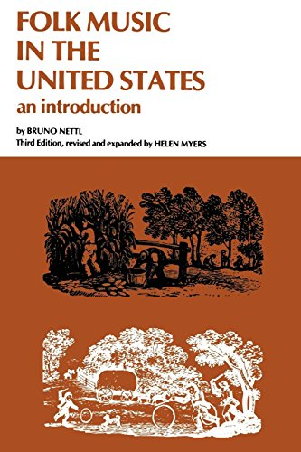 Folk Music in the United States: An Introduction (3rd Rev)
