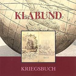 Klabund. Kriegsbuch
