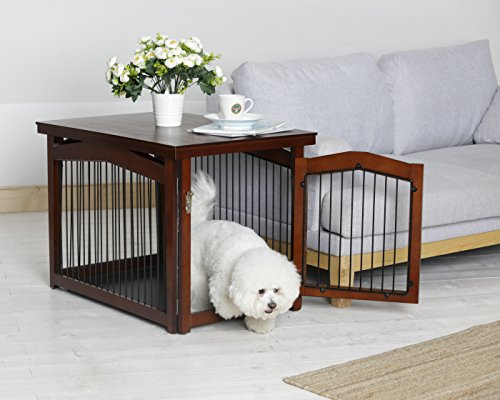 Merry 2 In 1 Pet Crate And Gate