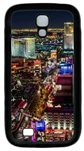 Cool Painting Samsung Galaxy I9500 Case, Samsung Galaxy I9500 Cases -Las Vegas Strip North Custom PC Soft Case Cover Protector for Samsung Galaxy S4/I9500