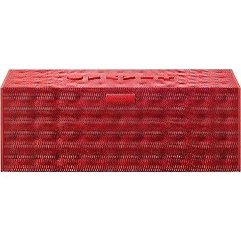 Jawbone BIG JAMBOX Wireless Bluetooth Speaker - Red Dot (Certified Refurbished) (Jawbone Jambox Speaker Red Dot)
