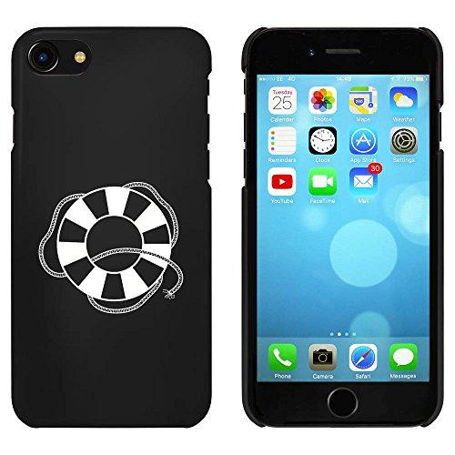 Noir 'Bouee de Sauvetage' étui / housse pour iPhone 7 (MC00071543)