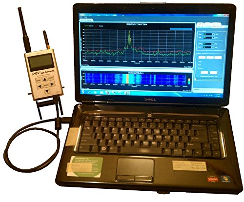 RF Explorer Bundle #6 -- Model 3G Combo RF Spectrum Analyzer