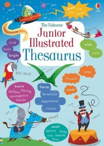 Junior Illustrated Thesaurus by James Maclaine ()