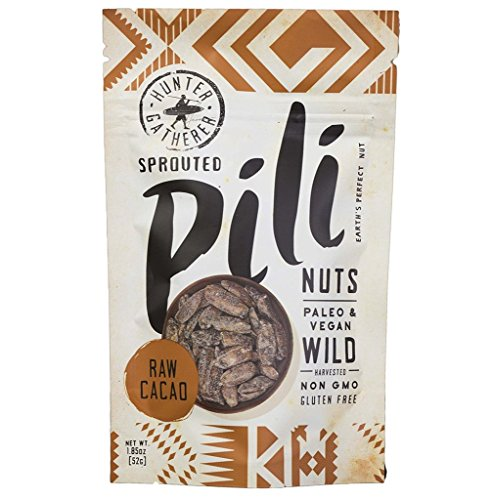 Wild Sprouted Pili Nuts