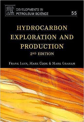 Hydrocarbon Exploration And Production: 55 por Mark Cook epub