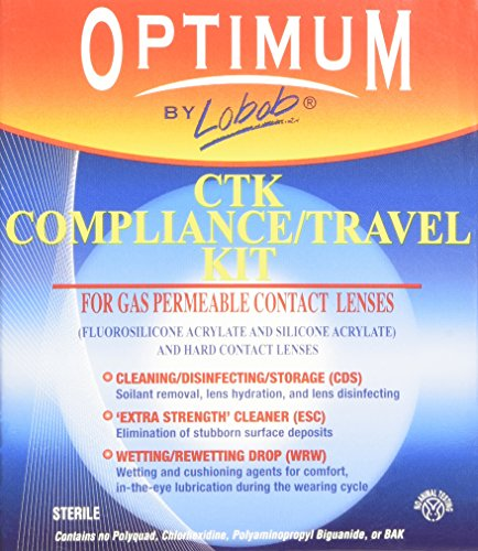 Optimum By Lobob CTK Compliance/Travel Kit.