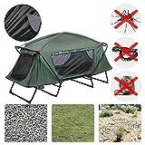 Yescom Folding Single Tent Cot Oversized Camping