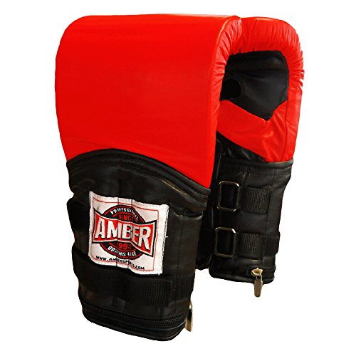 Amber Fight Gear Power Weighted Bag Gloves Power Weighted Bag Gloves by Amber Fight Gear