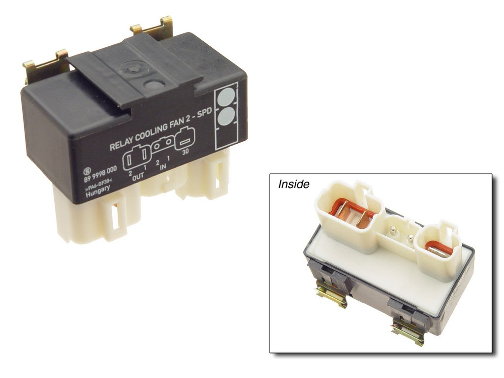 Stribel Cooling Fan Relay Automotive 2004 Volvo Xc90 Wiring