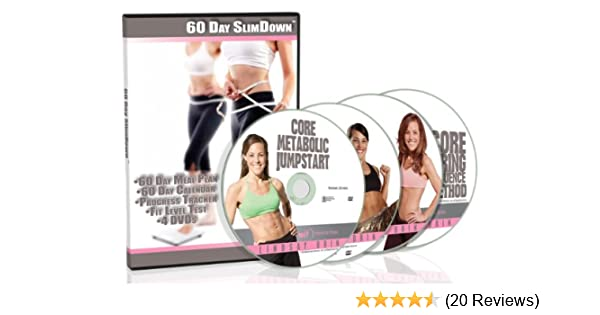 Amazon.com: 60 Day SlimDown with Lindsay Brin & Moms Into Fitness: Lindsay  Brin, Bill Strohmeier: Movies & TV
