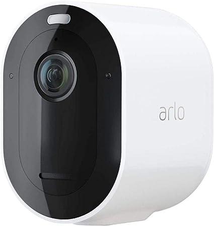 Arlo Pro3 2K - Cámara adicional Smart (recargable, libre de cables con visión diurna/nocturna, funciona con Amazon Alexa), necesita Smarthub, VMC4040P: Amazon.es: Electrónica