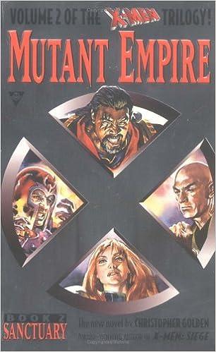 Sanctuary x men mutant empire vol 2 christopher golden rick sanctuary x men mutant empire vol 2 christopher golden rick leonardi 9781572971806 amazon books fandeluxe Image collections