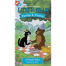 Little Bear - Parties & Picnics
