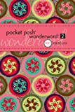 Pocket Posh Wonderword, Puzzle Society Staff, 1449421792