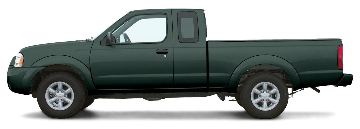 2002 Nissan Frontier, King Cab 4 Cylinder Automatic Transmission ...