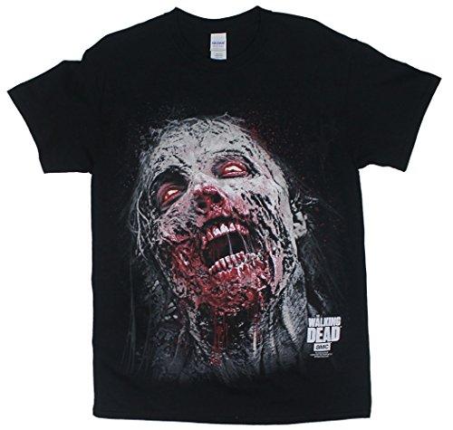Big Walker Face - Walking Dead T-shirt
