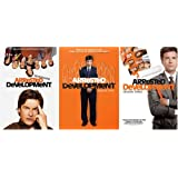 Arrested Development: The Complete Series (Seasons 1-3 Bundle) [DVD] (2006) J...