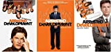 Arrested Development: The Complete Series (Seasons 1-3 Bundle) (DVD)