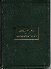 The familiar discourses contained in this volume were spoken in the free atmosphere of home without any formality or pre-arrangement.--from the editors' Preface, 1875