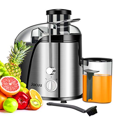Jocuu-Centrifugal-Juicer-Machine-Juice-Extractor-Wide-Feed-Chute-Easy-to-Clean-600W-Power-2-Speed-304-Stainless-Steel-BPA-Free-Dishwasher-Safe